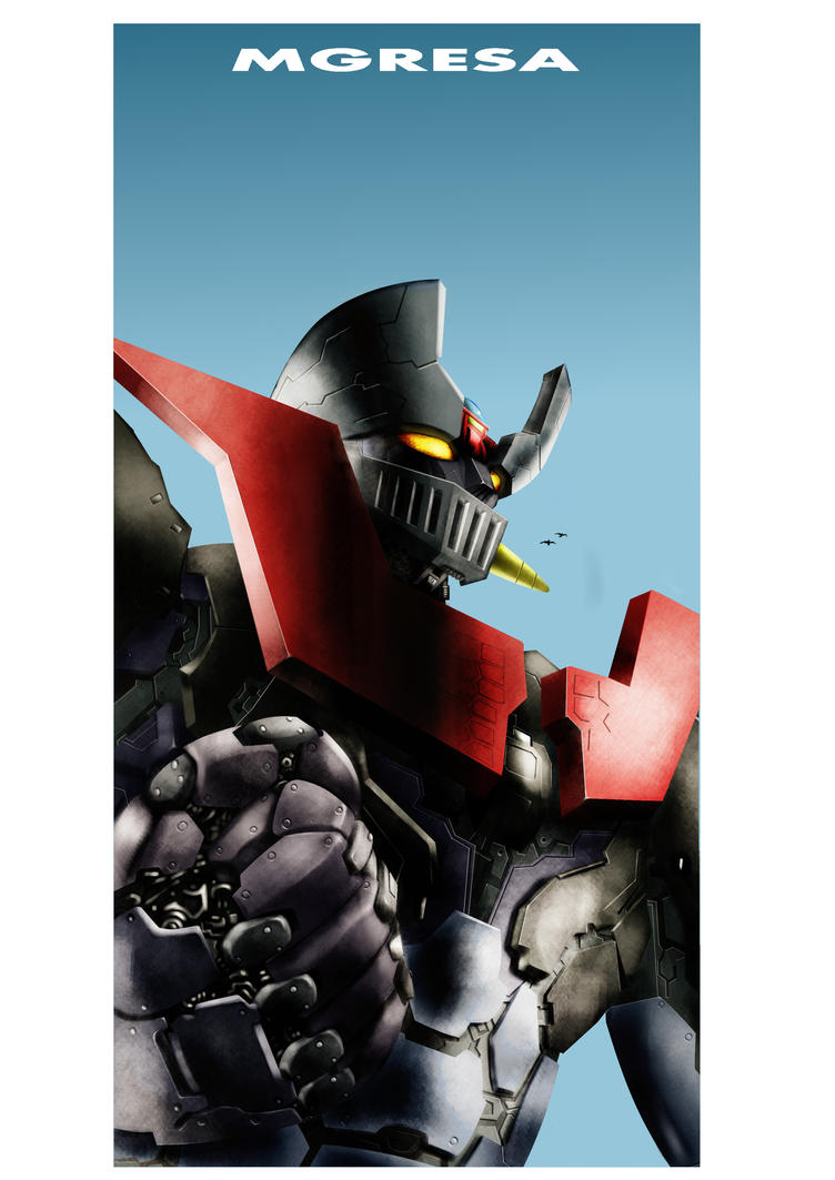 Mazinger6 by MGRESA