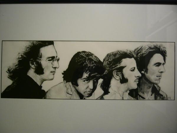 The Beatles by HeatherAnn321