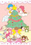 -: Sanrio Christmas :-