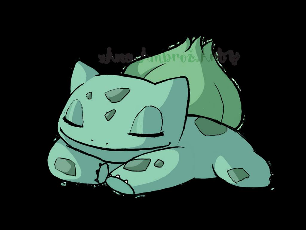 Bulbasaur by AnaPunda