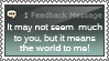 Feedback stamp by AnaNoArt