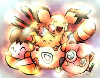 :Cute Pokemon: by AnaPunda