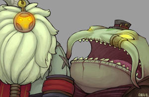 Bard and Tahm Kench