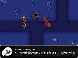 Pixeltober 2: Pixel Scene