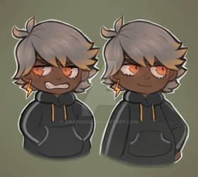 Character Design Doodle [OC]