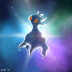 Pokemon Legends Beta Arceus