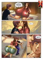 Inflated Ego : PREVIEW PAGE by Gigajapo