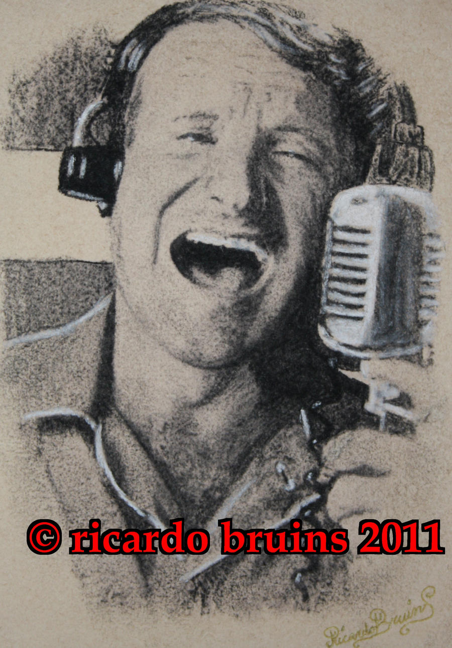 Good Morning Vietnam Oh My God It S Early : Robin williams good morning vietnam by ricardo bruins on