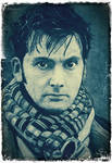 david tennant doctor who poster version