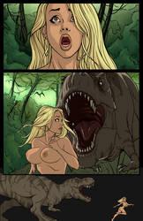 Cretaceous Seas - Jungle Dangers 2 by SecretStashStudios