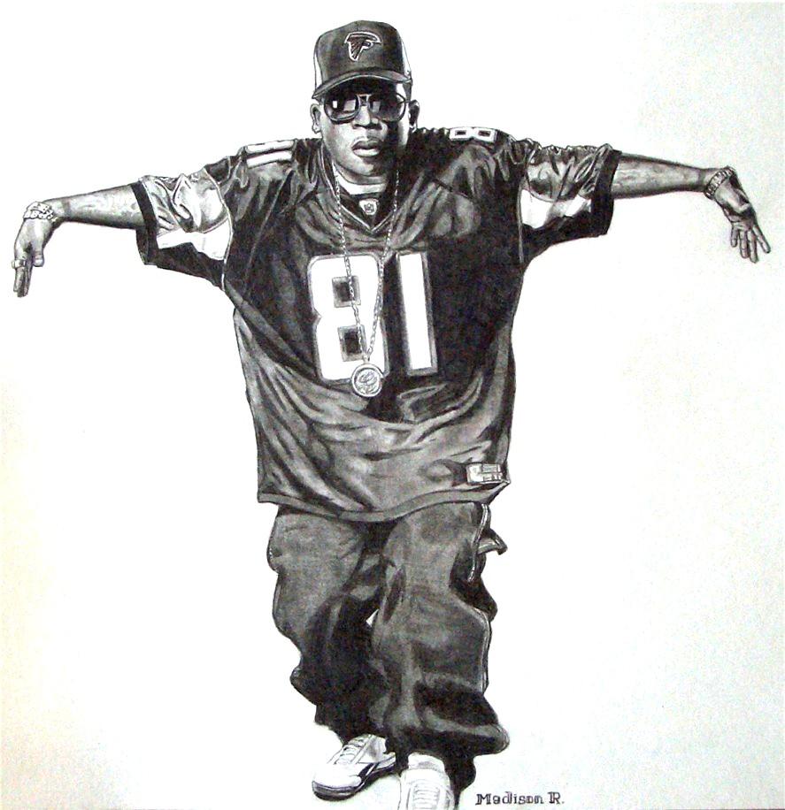 ATL gangsta by maddrawings on DeviantArtGangsta Artwork