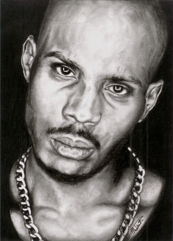DMX by maddrawings