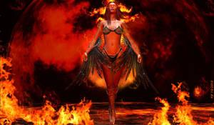 Ardor Order of the Phoenix by TheGeminiDream