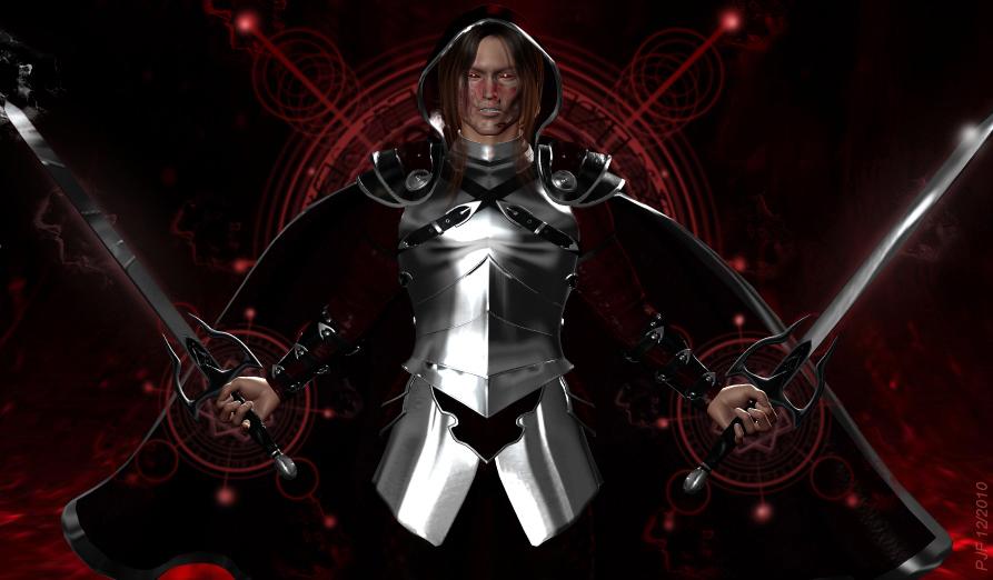 Prince Victor Von DoomBringer by TheGeminiDream
