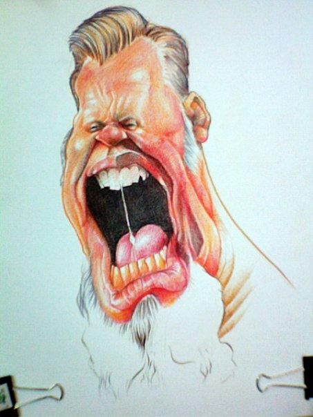 james hetfield by tonykartun