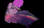 Rainbowfied Princess Twilight Sparkle