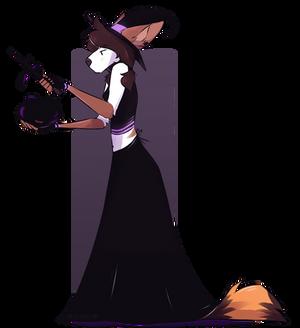 \Witch/