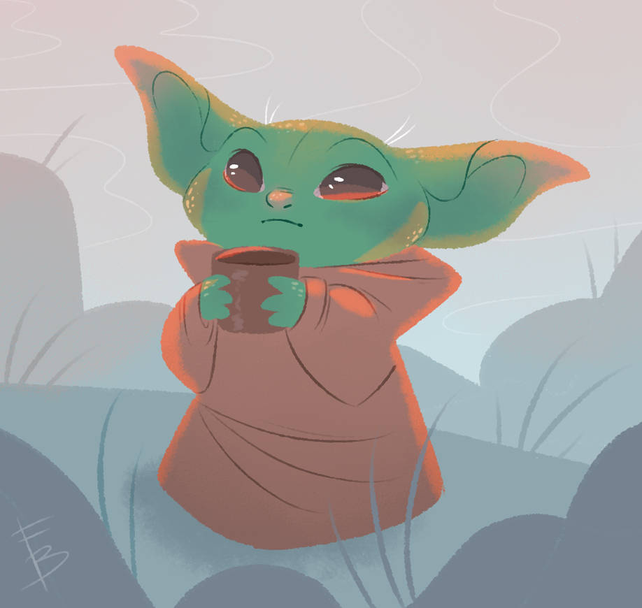 Baby Yoda//
