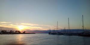 Atardecer Mar Menor 2