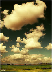 when clouds dance... by borysgodunoff