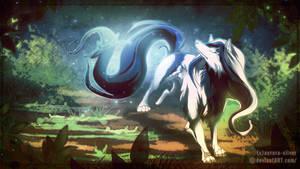 <b>Gift - Shigeru</b><br><i>Aurora-Silver</i>