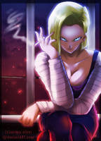 <b>Android 18</b><br><i>Aurora-Silver</i>