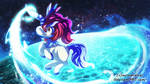 #647 Water Spin by Aurora-Silver
