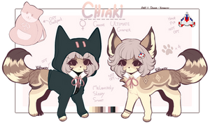 + Chiaki Auction [CLOSED] +