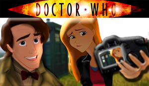 Traveling with Dr.Who Disney-style by mirandaareli