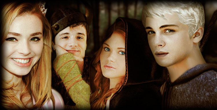 Once Upon A Time-The Big Four? by mirandaareli