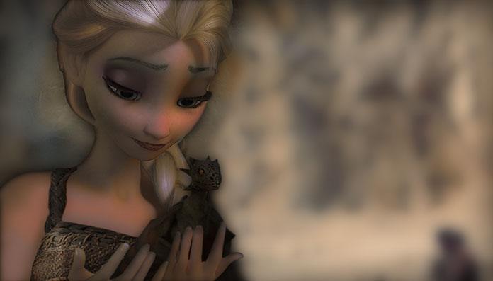I am not a princess. I am a KHALEESI by mirandaareli