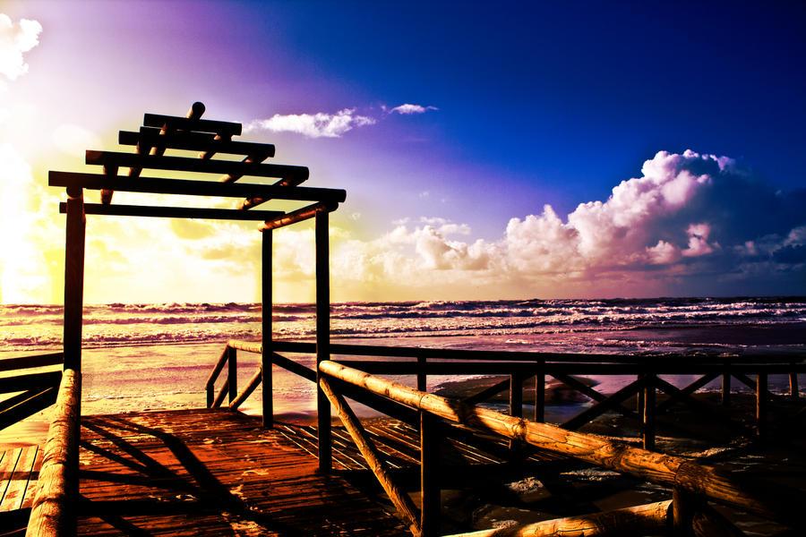 color Beach by Trunks-Z