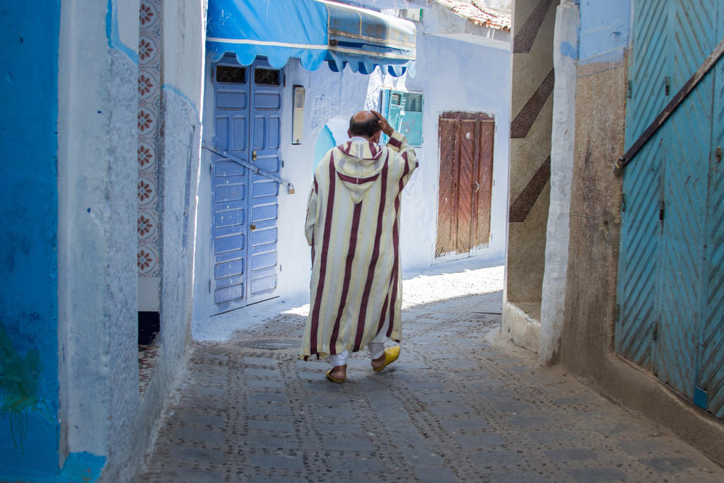#Moroccoland guardian by Trunks-Z