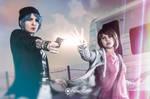 Chloe and Max - Life is Strange (2)