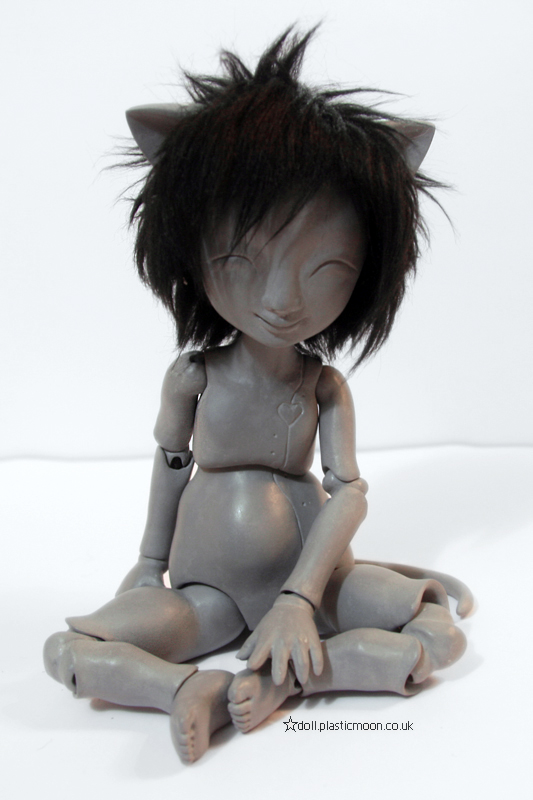 Mr Kitty BJD (robokitty) by foolbot