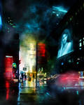 Cyberpunk 2077 - Night City