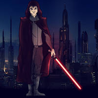 Sith Assassin by Zenith-strife