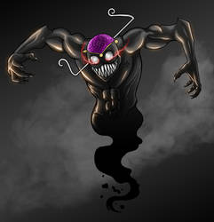 Spirit of the Night (The Binding of Isaac) by Zenith-strife