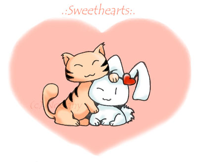 Sweethearts by Noelany