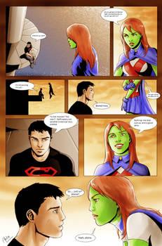 Superboy X Megan