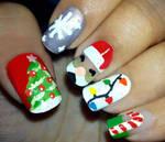 Christmas Nails I
