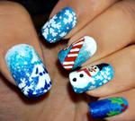 Christmas Nails II
