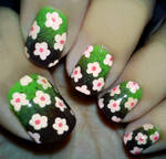 Floral Nails II