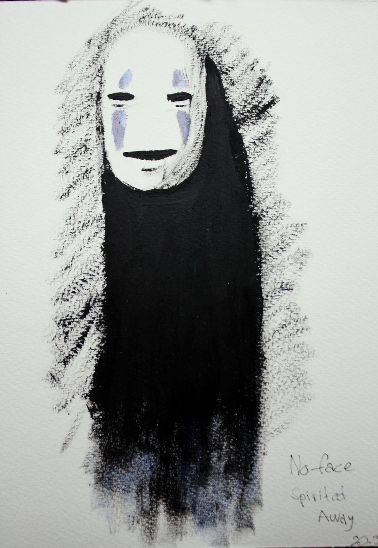 No-Face Spirited Away ...