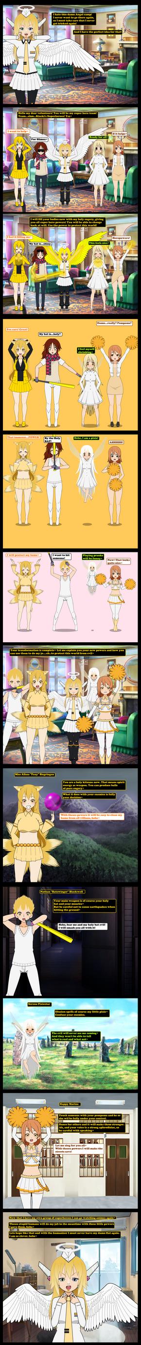 Kiseki's Solution by Sheepy-Drackzahn