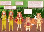 Slimea Race 20 - Foxgirl
