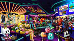 WRECK IT RALPH - Friday Night at Tappers by ChrisEdwardsUK