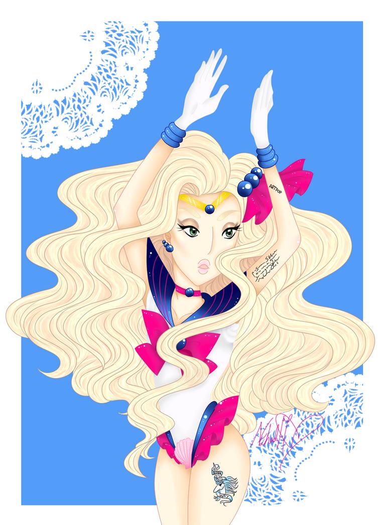 Sailor  ARTPOP by RoronoaZoroLover