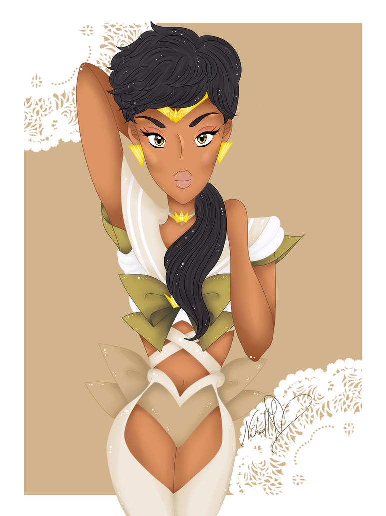 Sailor ANTI by RoronoaZoroLover