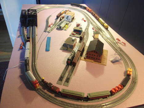 A dive into N Scale